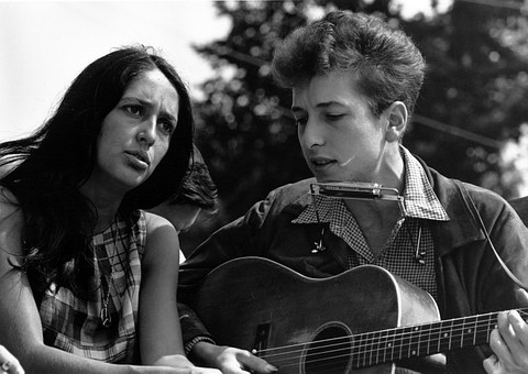 Bob Dylan, taza, canción